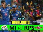 Match Highlight- मुंबई-पुणे मैच की 15 बड़ी बातें