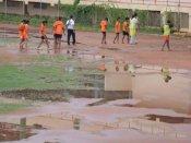 झारखंड: स्टेडियम में पानी साफ कर रहा था नेशनल लेवल रेसलर, करंट लगने से हुई मौत