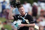 NZvsSL: वर्ल्ड रिकॉर्ड की बराबरी करने से चूका यह खिलाड़ी , जड़े एक ओवर में पांच छक्के