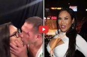 रिपोर्टर को जबरन 'KISS' करना बॉक्सर को बहुत महंगा पड़ा, लगा 1.75 लाख का जुर्माना