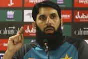 पाकिस्तान की शर्मनाक हार से बौखलाये मिस्बाह, दिये अजीबो-गरीब जवाब