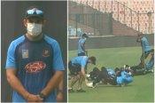 'कोई मर नहीं रहा है', खिलाड़ियों के मास्क पहनने पर बांग्लादेशी कोच ने दिया जवाब