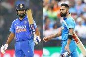 Year Ender 2019 : वनडे में रोहित शर्मा ने कोहली को पछाड़ा, ठोके सबसे ज्यादा शतक
