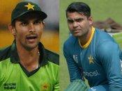 पाकिस्तान के पूर्व विकेटकीपर बल्लेबाज का खुलासा, उमर अकमल ने धमकाया तो छोड़नी पड़ी टीम