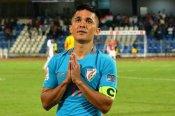 भारतीय फुटबॉल टीम के कप्तान सुनील छेत्री कोरोना संक्रमित, ट्वीट कर दी ये जानकारी