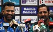 सरफराज ने चुना दुनिया का नंबर 1 बल्लेबाज, रोहित की टाइमिंग को बताया लाजवाब