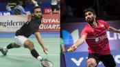 Badminton: संघ ने माफी के बाद खेल रत्न के लिये भेजा श्रीकांत का नाम, प्रणॉय को कारण बताओ नोटिस