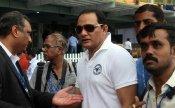 अजहरुद्दीन ने दर्ज कराई HCA मेंबर के खिलाफ पुलिस शिकायत, गाली-गलौच का लगाया आरोप