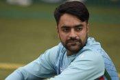 संकट के इस समय पूरा अफगानिस्तान भारत के साथ: राशिद खान