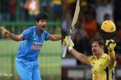 IPL 2020: वीरू के 'डीजल इंजन' वाटसन ने बताए T20 फॉर्मेट के टॉप-5 गेंदबाज, बुमराह को दिया खास स्थान