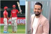 IPL 2020: इरफान पठान ने दिया KXIP को अगले मैच में ये 3 बदलाव करने का सुझाव