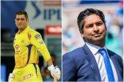 IPL: कुमार संगकारा ने दी धोनी को अगले सीजन से पहले प्रतिस्पर्धी क्रिकेट खेलने की सलाह