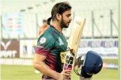 भारत में क्रिकेट फिर से शुरू, मनोज तिवारी ने खेली धमाकेदार पारी