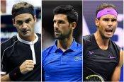 जोकोविच, फेडरर, नडाल, टियाफोए ने जीता 2020 का ATP खिताब