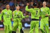 BBL 2020: सिडनी थंडर्स ने रचा इतिहास, हासिल की T20 क्रिकेट की दूसरी बड़ी जीत