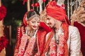 युजवेंद्र चहल ने धनश्री से की शादी, सामने आईं खूबसूरत तस्वीरें