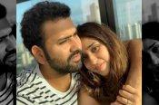 'जन्मदिन मुबारक हो डार्लिंग', रोहित ने पत्नी रितिका के जन्मदिन पर शेयर की खूबसूरत फोटो