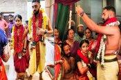 वरुण चक्रवर्ती ने अपनी गर्लफ्रेंड के साथ रचाई शादी, सामने आई तस्वीरें