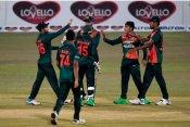 BAN vs WI: बांग्लादेश ने किया वेस्टइंडीज का सूपड़ा साफ, वनडे सुपर लीग में दूसरे पायदान पर पहुंचा