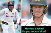 मार्नस लाबुशाने ने पूछा- आपका पसंदीदा बल्लेबाज काैन है? गिल ने दिया ये जवाब