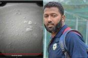 वसीम जाफर ने इंग्लैंड टीम को किया ट्रोल, नासा की तस्वीर शेयर कर बताई कैसी है भारतीय पिचें