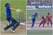 गेंद रोकने के चलते आउट हुए दानुष्का, ये है इस तरीके से OUT होने वाले बल्लेबाजों की लिस्ट