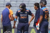 दूसरे ODI से बाहर हो सकते हैं रोहित शर्मा, जानिए किसे मिलेगा बताैर ओपनर माैका