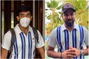 IPL 2021: चेन्नई में उतरी मुंबई इंडियंस की टीम, रोहित शर्मा ने कहा- वनक्कम- VIDEO
