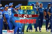 DC vs MI, Match 13: दिल्ली कैपिटल्स ने मारी बाजी, मुंबई इंडियंस को 6 विकेट से हराया