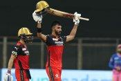 IPL 2021: पाड्डिकल ने जड़ा आईपीएल का पहला शतक, नाम किये कई रिकॉर्ड