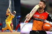 CSK vs SRH: आईपीएल में इतिहास रच सकते हैं वॉर्नर-रैना, देखें आज बनने वाले रिकॉर्डों की लिस्ट