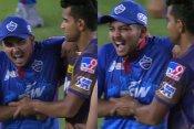 IPL 2021: पृथ्वी शॉ ने शिवम के एक ओवर मे बटोरे 25 रन तो मावी ने ऐसे लिया बदला, वायरल हुआ वीडियो