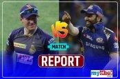 IPL 2021 KKR vs MI: मुंबई की जबरदस्त वापसी, 10 रनों से जीता हारा हुआ मुकाबला