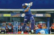 IPL 2021 : 'हिटमैन' रोहित का बड़ा धमाका, छक्कों के मामले में धोनी को पछाड़ा
