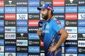 रोहित शर्मा बोले- हर हाल में जीत जरूरी थी, क्रुणाल की पारी को भूलना नहीं चाहिए
