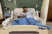 कंधे के सफल ऑपरेशन के बाद श्रेयस अय्यर ने खास संदेश के साथ शेयर की तस्वीर