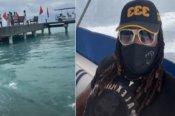 यूनिवर्स बॉस क्रिस गेल जमैका पहुंचे, तस्वीरें सोशल मीडिया पर वायरल हुईं