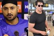 'भज्जी..पहुंच रही है हेल्प', सुरेश रैना के बाद हरभजन सिंह की मदद को उतरे सोनू सूद