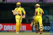 MI vs CSK: मुंबई के खिलाफ चला CSK का बल्ला, 3 बल्लेबाजों ने फिफ्टी जड़ बनाये 218 रन
