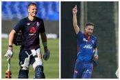 आईपीएल 2021 के निलंबित होने के बाद इंग्लैंड के दो खिलाड़ी स्वदेश लौटे