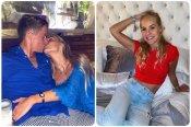 सैम कुरेन ने गर्लफ्रेंड विल्मोट से मांगी माफी, किसी माॅडल से कम नहीं है