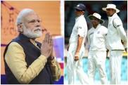 PM मोदी को याद आया कोलकाता टेस्ट, इन 3 क्रिकेटरों का दिया उदाहरण