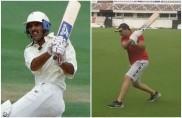 अजहरुद्दीन ने फिर दिखाया कलाईयों का जादू, फैंस ने कहा- आज भी ऐसा बल्लेबाज क्रिकेट में नहीं है