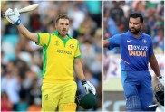 फिंच ने चुनी भारत-ऑस्ट्रेलिया की संयुक्त ODI XI, रोहित को नहीं मिली जगह