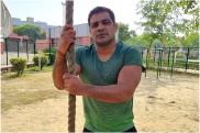 मर्डर केस : पुलिस ने पहलवान सुशील कुमार के घर में मारा छापा