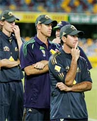 Cricket Australia team