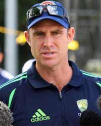 Hayden Quit International Cricket