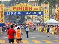 Malayasia Marathon