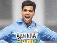 रैना के साथ खेले थे घरेलू क्रिकेट