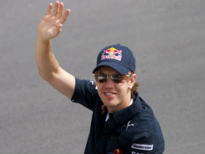 Indian F1 Sebastian Vettel Grabs Record 13th Pole Aid